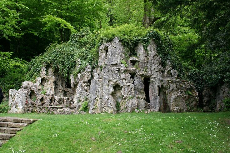 Old Wardour Castle Grotto