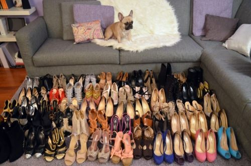 yes please: Blondes Salad, Closet Doors, French Bulldogs, Girls Dreams, Shoes Collection, Chiara Ferragni, Chiaraferragni, Closet Theblondesalad, Shoes Closet