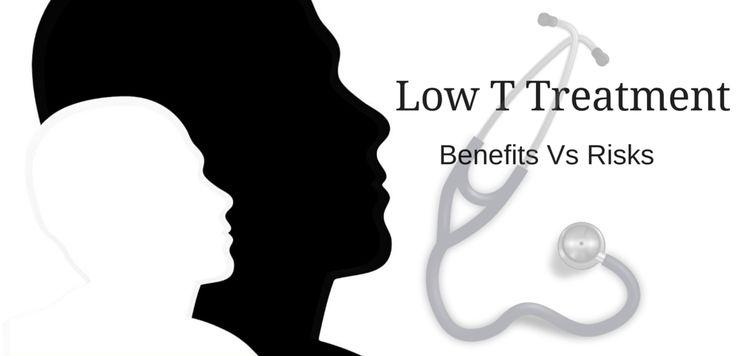 Low Testosterone Treatment: Benefits vs. Risks