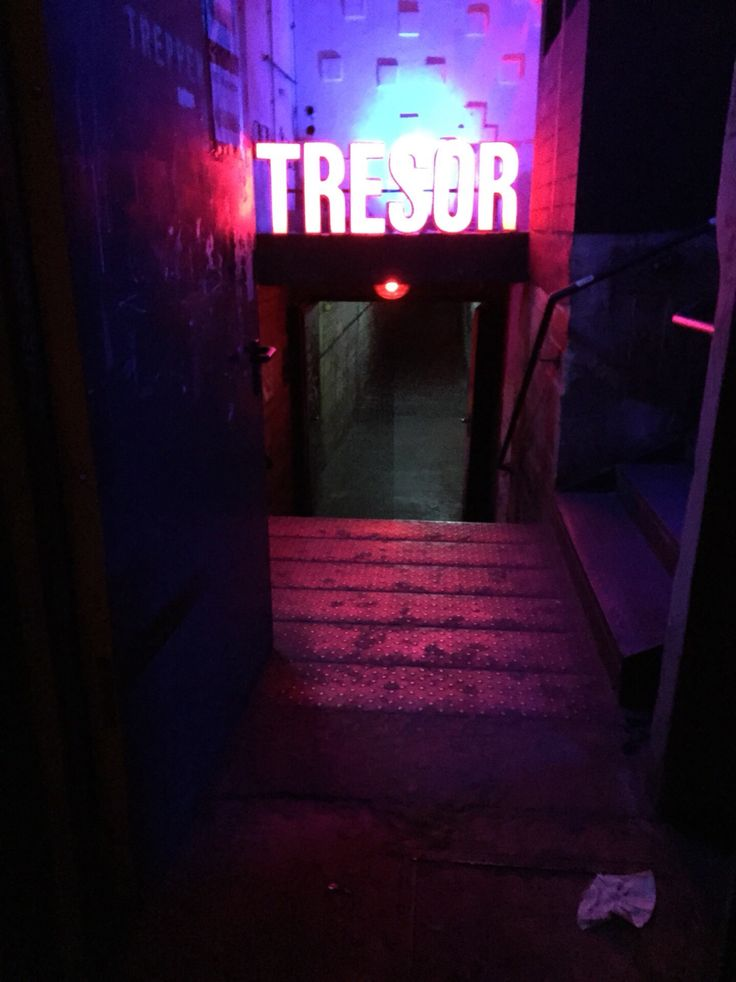 Tresor Club in Berlin, Berlin: club recommended by Coulton