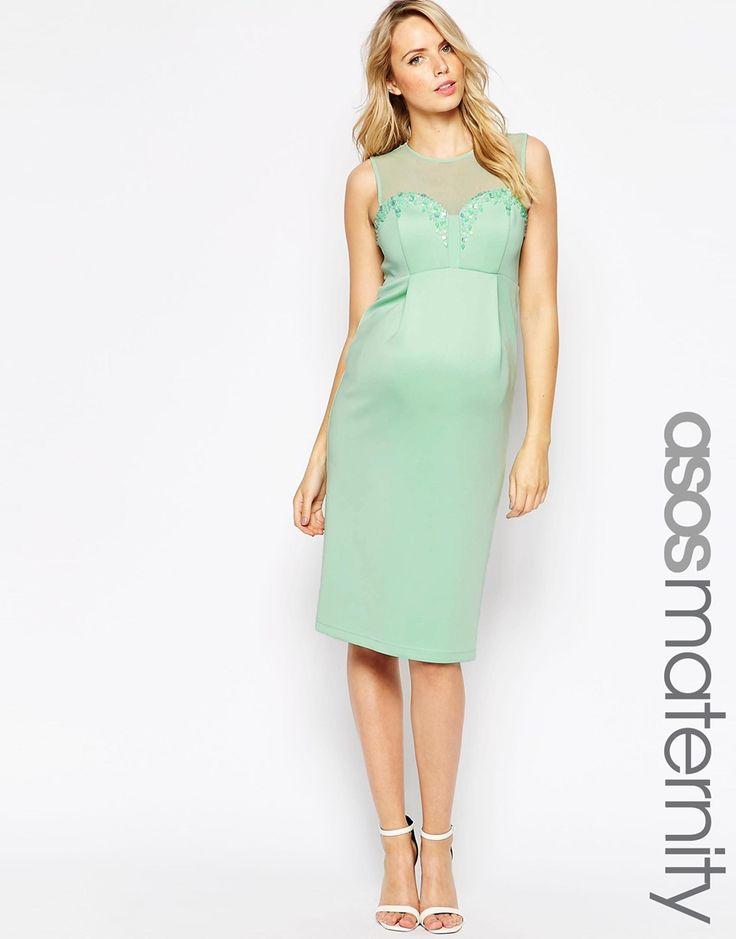 88 besten umstandskleider Bilder auf Pinterest | Kleid aus ...