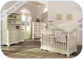 Baby Furniture If Itu0027s A Girl   Victoria By Lulabye. Avaliable At Buy Buy  Baby