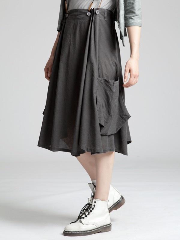 skirt - lurdesbergada