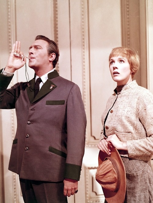 The Sound of Music (1965)  Christopher plummer and Julie andrews