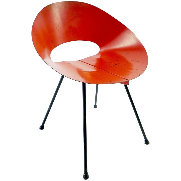 Donald Knorr Chair For Knoll Associates Ca.1948