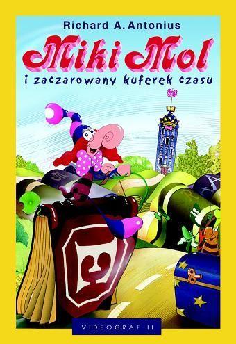 Seria książek o Miki Molu
