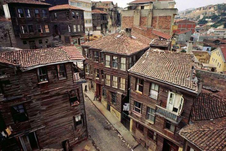 Ortaköy (1976 - Ara Güler)