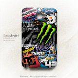 Ken Block Gymkhana Hoonigan Sticker Bomb Monster Rally Team Google Nexus 7 Case