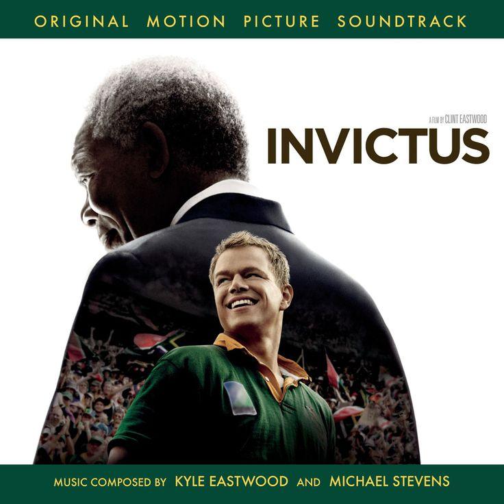 """Invictus"" movie soundtrack, 2009."