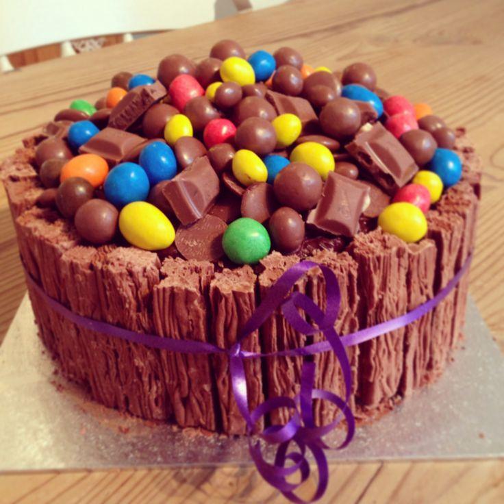 Chocolate Sweetie Cake