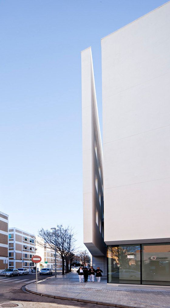 Nuevo Centro Docente para la Universidad de Córdoba
