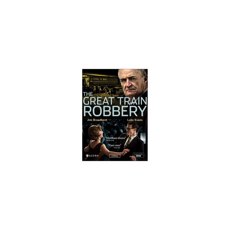 Great train robbery (Dvd)
