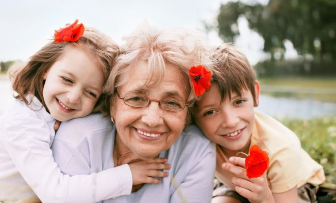 Grandparents Are Spoiling My Kids! - Baby Care Weekly