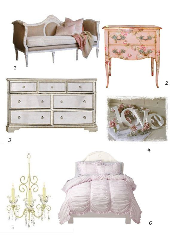 374 best images about shabby chic bedroom ideas on for Diy shabby chic bedroom ideas