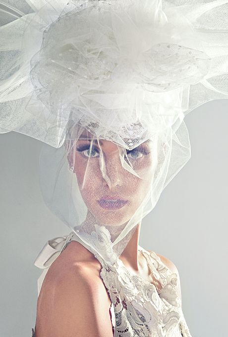 Brides.com: . Veils are an iconic part of a bride's ensemble, right up there with the wedding dress. With many brides opting for unadorned…