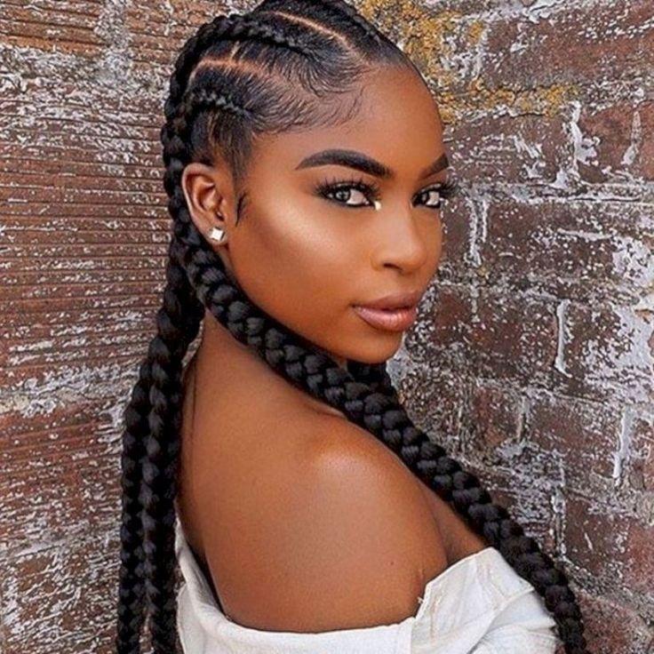 Unique Cornrow Hairstyles Ideas 23 | African hair braiding ...