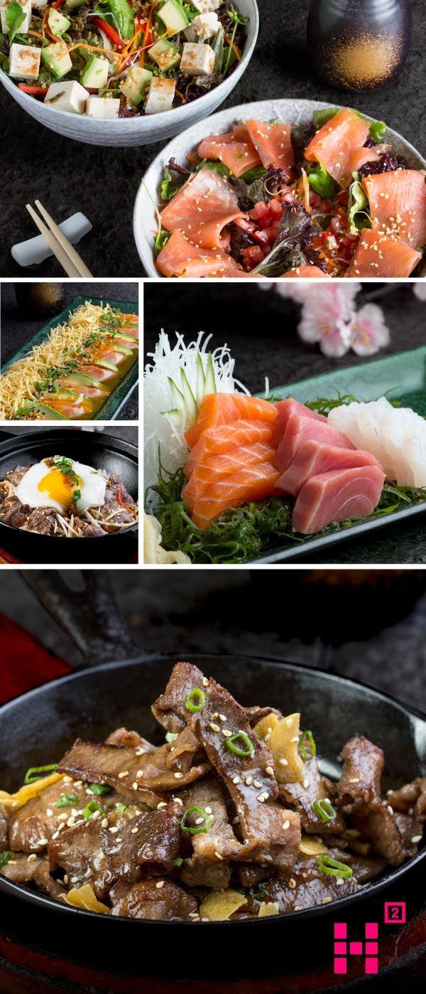 #Producción #fotográfica para la carta del #restaurante Sushi Ito.