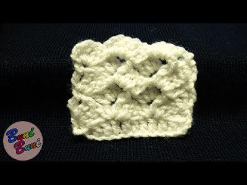 CROSETAT - Model pentru paturici bebelusi(Pattern for Blanket)