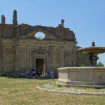 Borgo fantasma di Monterano: Hollywood riscopre l'Italia nascosta