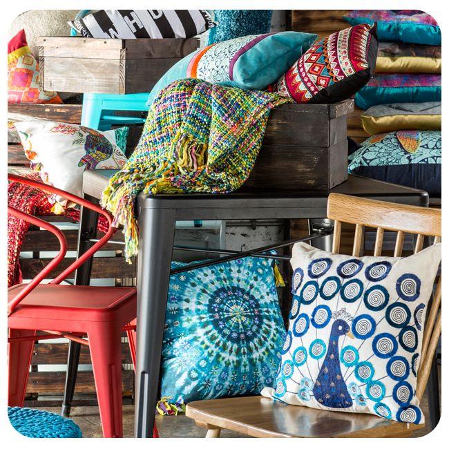 #DecoBazar #Deco #Decoración #Bazar #Cojín #Cushion #Frazada #Manta #Blanket #Chair #Homy #Idea #Inspiration #Inspiración