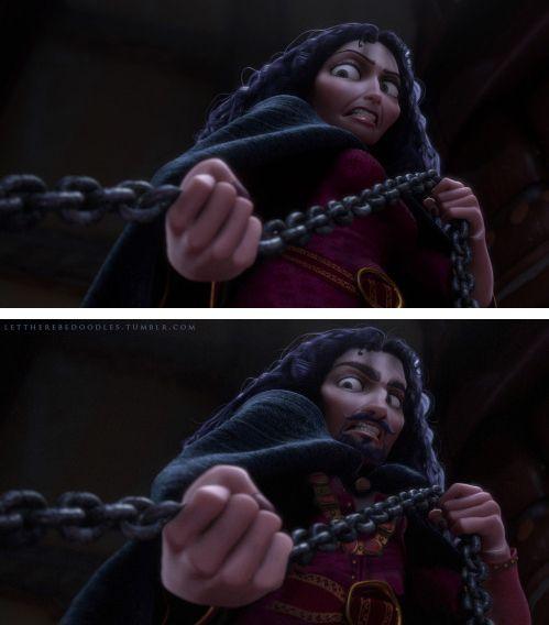 753 Ha a Disney szereplők az ellenkező nemhez tartoznának