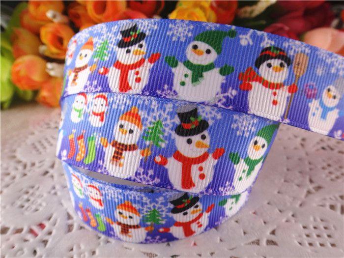 Купить товар2014 новое прибытие 7/8 ''(22 мм) рождественский снеговик печатных grosgrain ленты мультфильм лента поделки волосы луки 10 ярдов WQ147214 в категории Лентына AliExpress. добро пожаловать в наш магазинпункт: Grosgrain печатные Лентыингредиенты: импортировано шелк-сырец полиэфирное вол