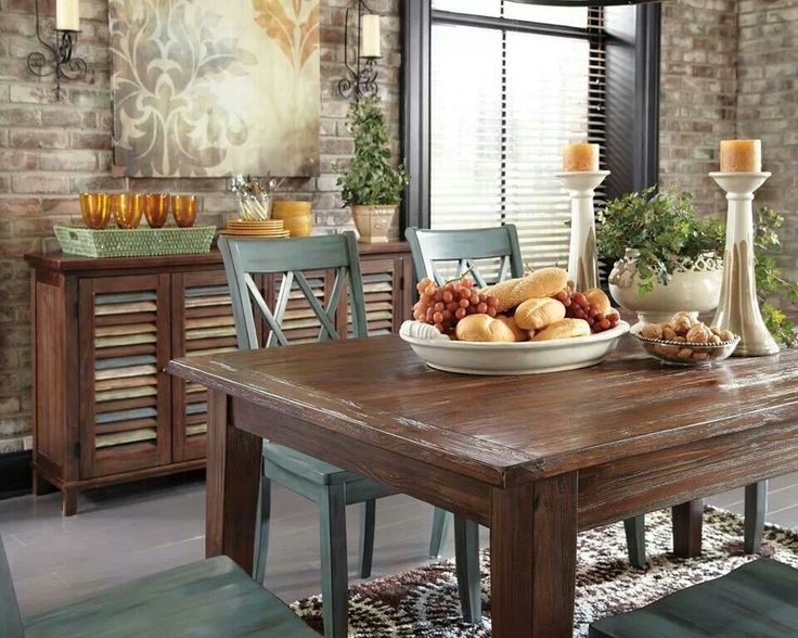 Mestler Dinning Table From Ashley Furniture