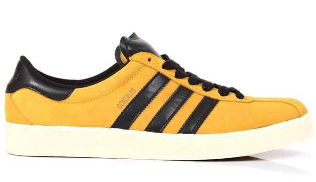 "Adidas Skateboarding ""Skate"" Gonzales gold/black"