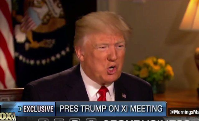 cool Trump Flubs Basic Geography LIVE During Humiliating Wednesday Interview (VIDEO) Check more at https://epeak.info/2017/04/12/trump-flubs-basic-geography-live-during-humiliating-wednesday-interview-video/