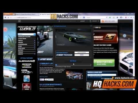 NFS World Boost Hack, NFS Boost Hack, NFS World Hack --> www.youtube.com/watch?v=O8gfwwMPgrg