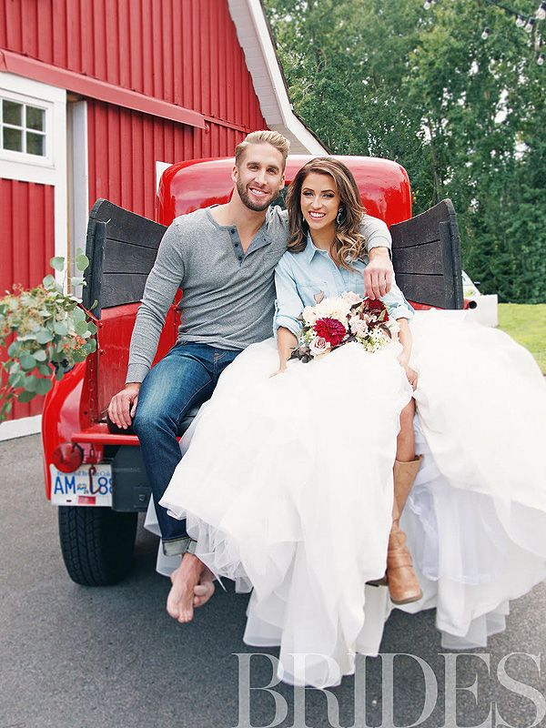 See The Bachelorette couple Kaitlyn Bristowe and Shawn Booth's engagement photos!