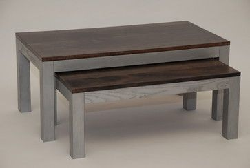 Novo Nesting Tables - Set - contemporary - coffee tables - kansas city - Belak Woodworking LLC