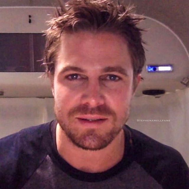 #Stephenamell WHAT IS THIS😱 😍 Tag a friend . . . . . . . . #Stephenamell #arrow #olicity #arrowcw #thecw #greenarrow #oliverqueen