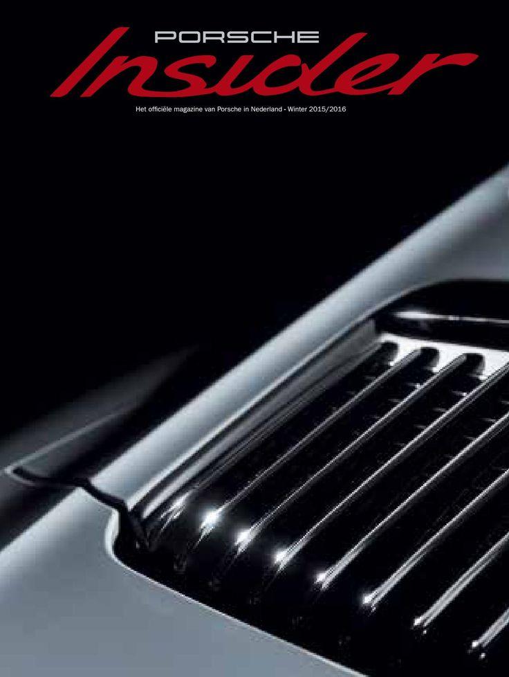 Porsche Insider N02 2015