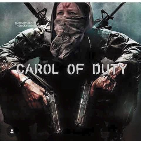 -Jazzy- Carol of Duty
