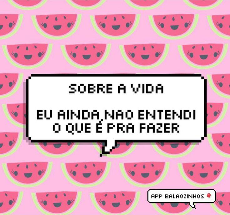 """8,625 Gostos, 47 Comentários - Balaozinhos (@balaozinhos) no Instagram: """"Ta foda"""""""