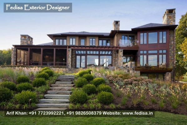Home Plans Architectural Digest Building Design Modern House Design Modern Architecture House Outside Design House Window Design Waterfront Homes