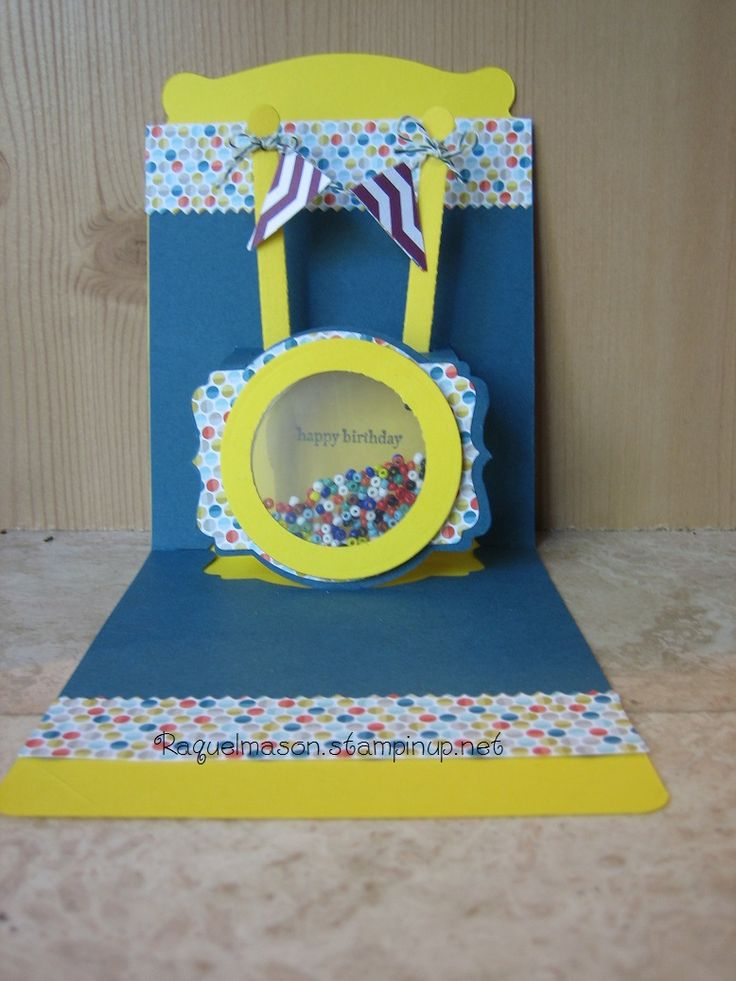 1000 Images About Stampin Up Pop N Cuts Cards On