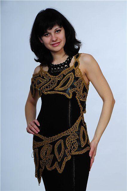 Комбинирование ткани и вязания.. Обсуждение на LiveInternet - Российский Сервис Онлайн-Дневников