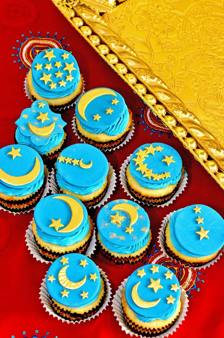 Ramadan Cupcakes My Cakes Pinterest Ramadan Cupcake
