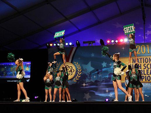 2015 UCA National High School Cheerleading Championship
