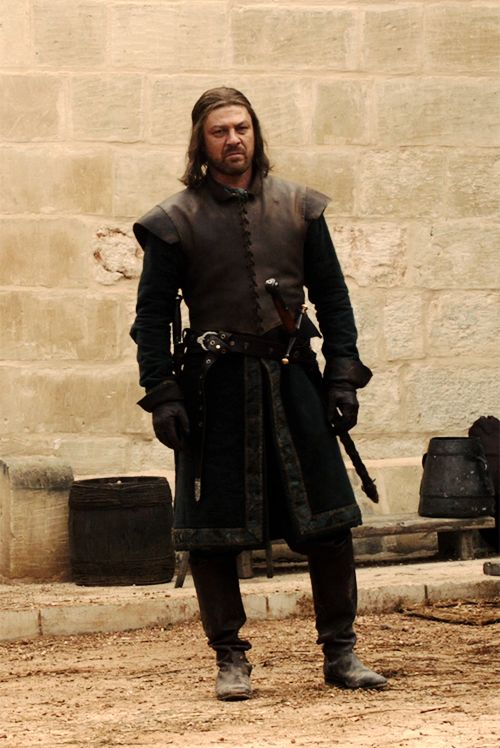 Game of Thrones - Ned Stark of Winterfell