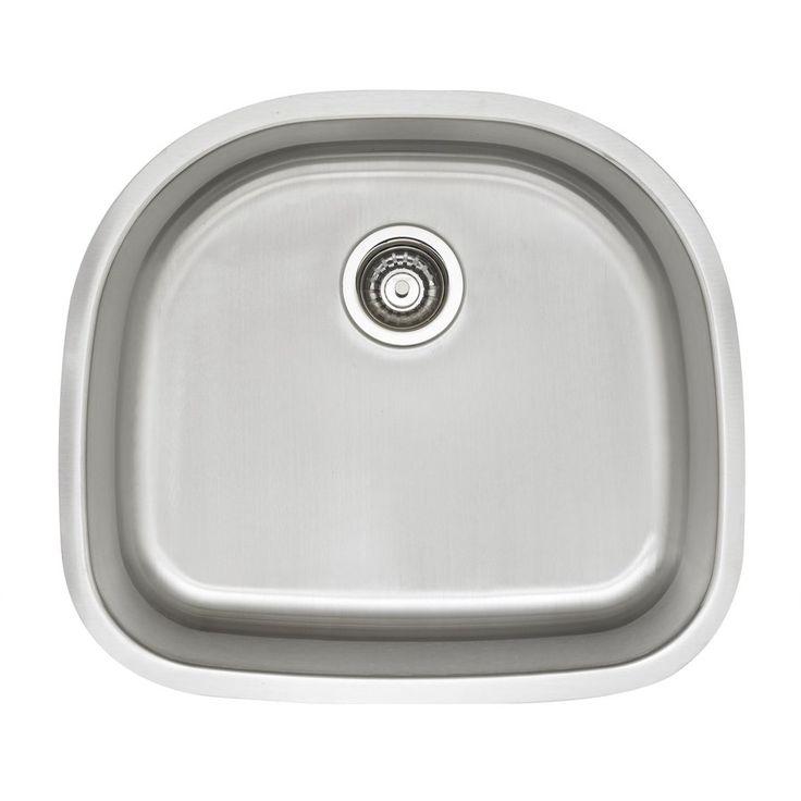 """Wayfair stellar Blanco Kitchen Sink 23.8""""   $211"""