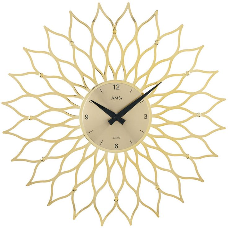 21 best Wall Clocks images on Pinterest Minerals, Mantels and - wanduhren modern
