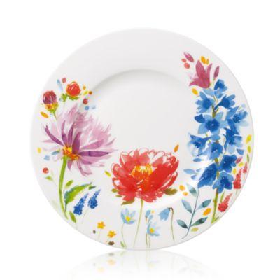 Villeroy & Boch Anmut Flowers Salad Plate | Bloomingdale's