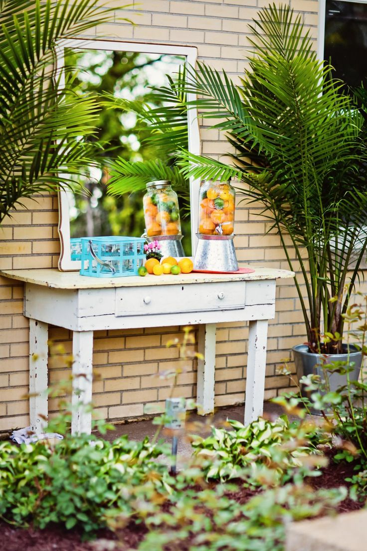 Rehab addict 1904 mansion - Poolside Bar At The Restored Summit Avenue Mansion As Seen On Rehab Addict Nicole Curtis Repurposed A Salvaged Desk To Complete The Pool Decor