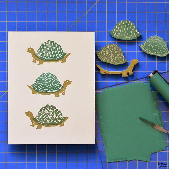 19 besten schildkr te bilder auf pinterest origami tiere basteln und stempel. Black Bedroom Furniture Sets. Home Design Ideas