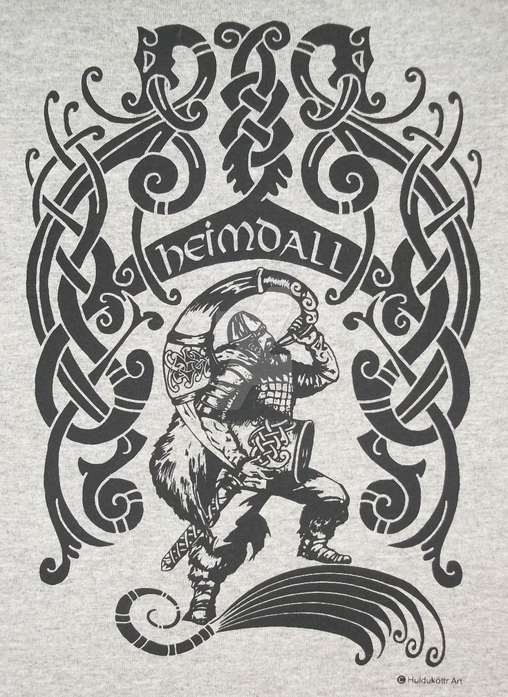 Heimdall by TerraWearUSA on DeviantArt