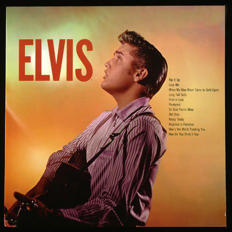 22 Best Images About Elvis Albums I Have On Pinterest