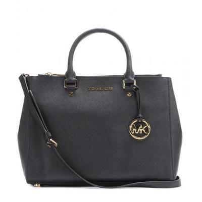 MICHAEL Michael Kors - Sutton leather tote #bag #michaelkors #women #designer #covetme #michaelmichaelkors